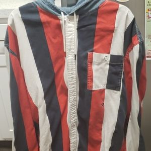 Tommy Hilfiger denim long sleeve shirt